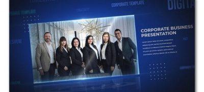 Corporate Business 3d Presentation