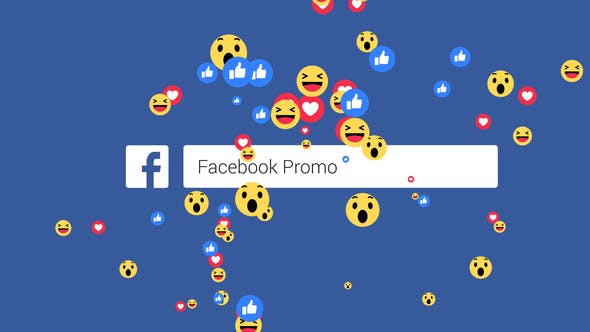 After Effects Projects | Download Facebook Promo - FREE