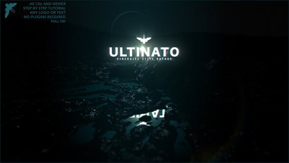Download Logo In The Dark - FREE Videohive