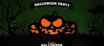 Halloween Party Opener