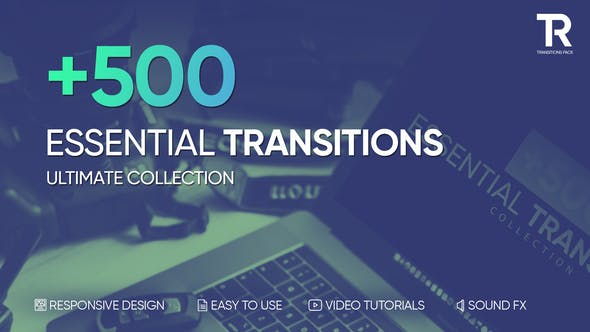 Download Transitions - FREE Videohive