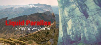 Liquid Parallax - Slideshow Opener