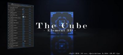 The Cube