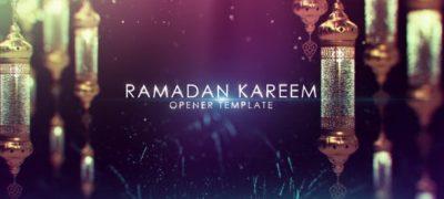 Ramadan Kareem Title
