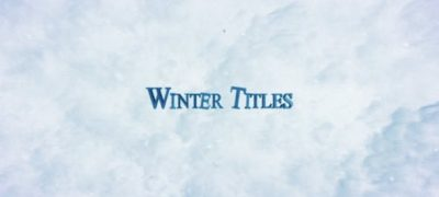Winter Trailer Titles