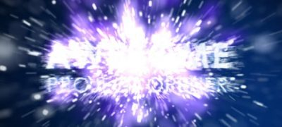 Particle Explosion - Full HD