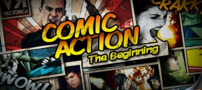 Comic Action - The Beginning