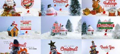 10 Miniature Christmas Wishes