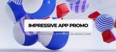 Impressive App Promo
