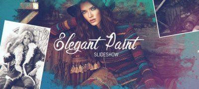 Elegant Paint Slideshow
