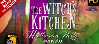 Halloween Witch's Party