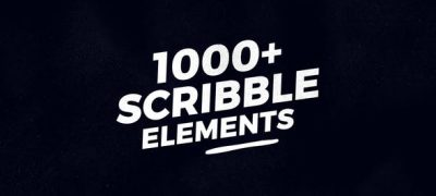 1000 Scribble Elements