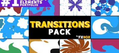 2D FX Liquid Transitions