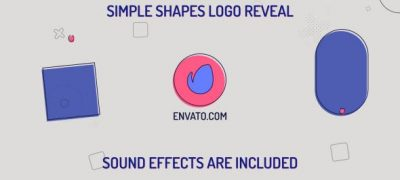 Simple Shapes Logo