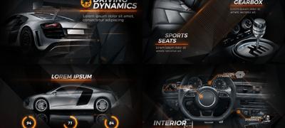 New Black Car Promo