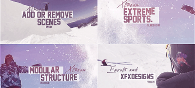 Extreme Sports Slideshow