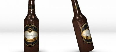 Personalized Bottle of Beer