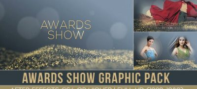 Award Show graphic pack