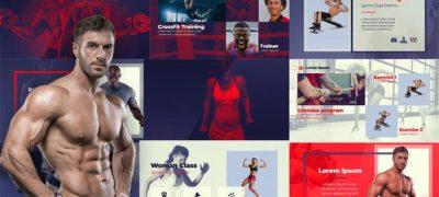 Sport Club - Crossfit Fitness Gym