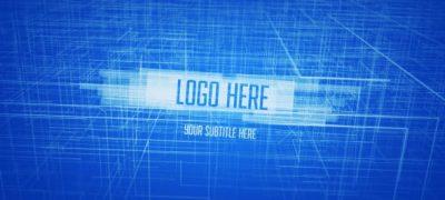 Drawing Logo Reveal