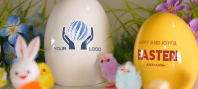 Easter Greetings - Digital Signage