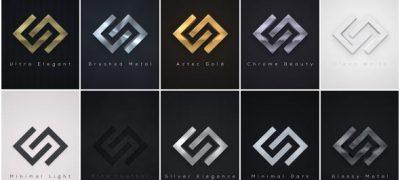 Elegant Logo Reveals Pack 2
