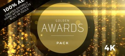 Golden Awards Event Pack
