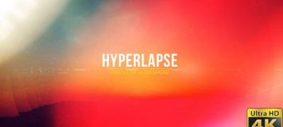 Hyperlapse Parallax Slideshow