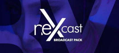 NEXcast   Broadcast & TV Identity Package