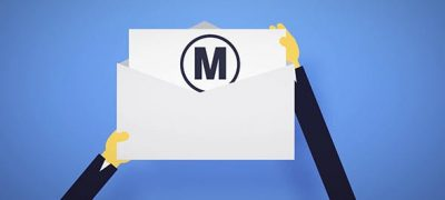 Logo Reveal by Mail