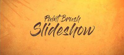 Paint Brush Slideshow