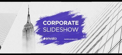 Corporate Slideshow | After Effects Template