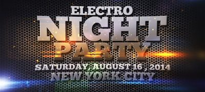 Electro Night Party