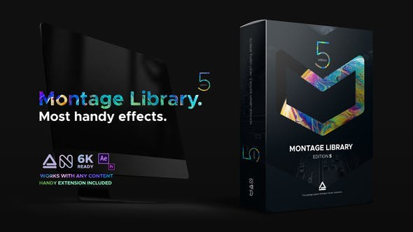 After Effects Projects | Montage Library – Most Useful
