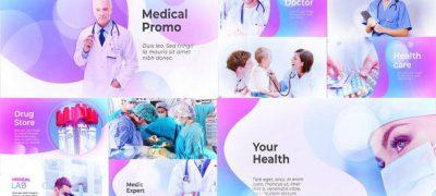 Medical Presentation - Medicine Promo