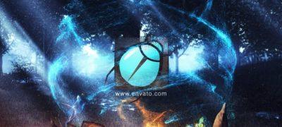 Magical Nature Logo
