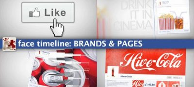 Face Timeline: Brands&Pages