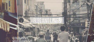 Elegant Lines Slideshow