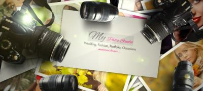Photographer Logo V2