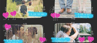 Valentine Love Slideshow