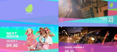 Colorfull Broadcast Pack
