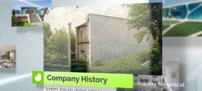 Light Corporate Slideshow
