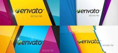 Colorful Logo Opener