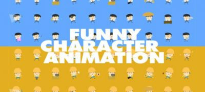 Funny Character Animations