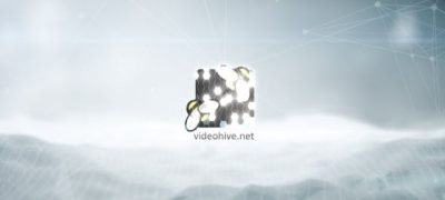 Sci-fi Animus Logo Reveal