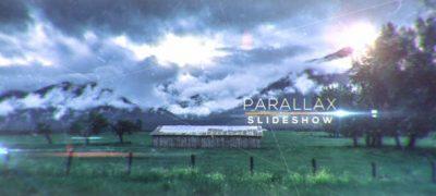 Magic CInematic Parallax Opener and Slideshow
