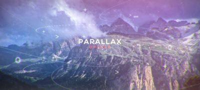 Modern Inspirational Parallax Opener | Slideshow