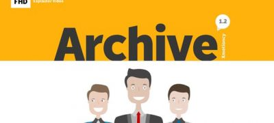 Archive Explainer Infographic