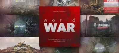 World War Broadcast Package vol.3