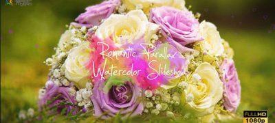 Romantic Parallax Slideshow